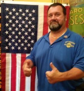 Mark Avery, Inverness Sertoma